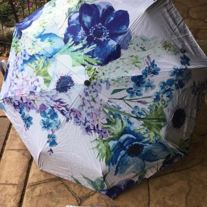 Umbrella Blue Bouquet