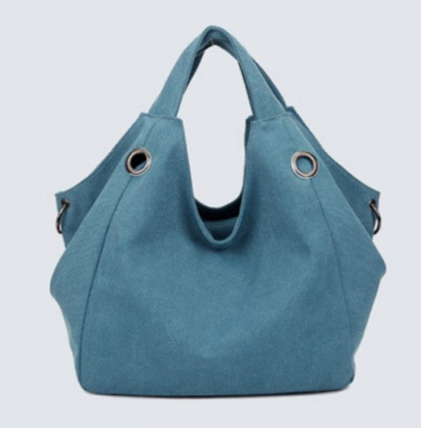 Fashion HandBag ToteBag blue