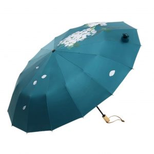 quality umbrellas UVF50+pear blossom
