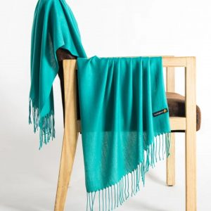 Best scarves for spring-emerald