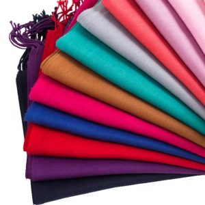 Best scarves for spring -group photo