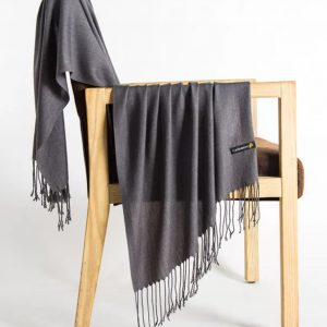 Spring scarves and shawls-grey