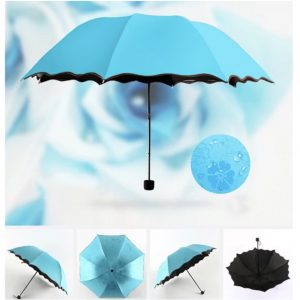 Colourchange kids umbrellas- blue