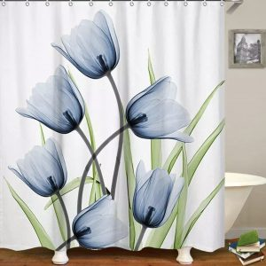 X-ray S/C - blue with green foliage